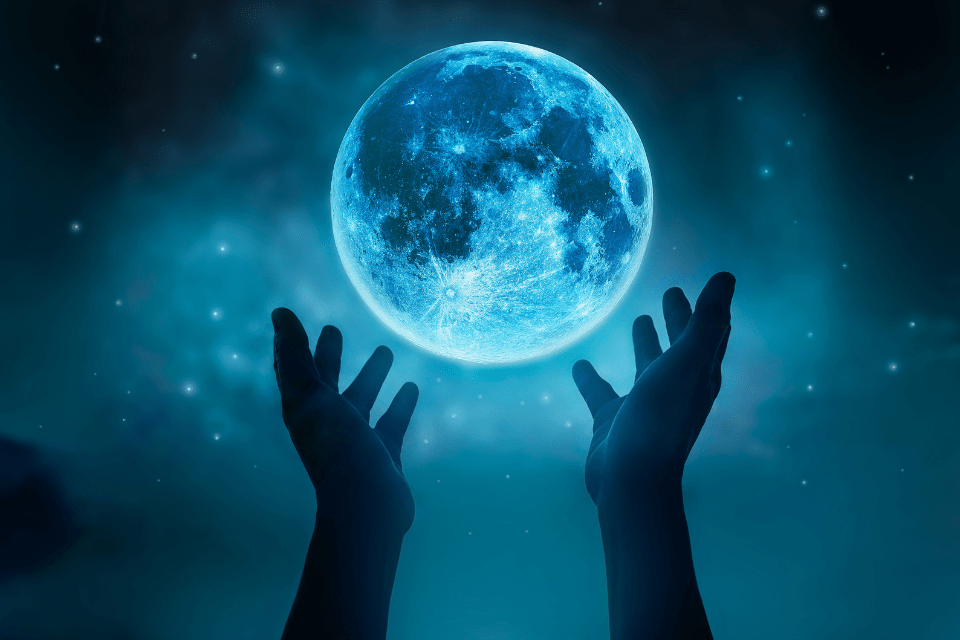 Full Moon Release Empowerment