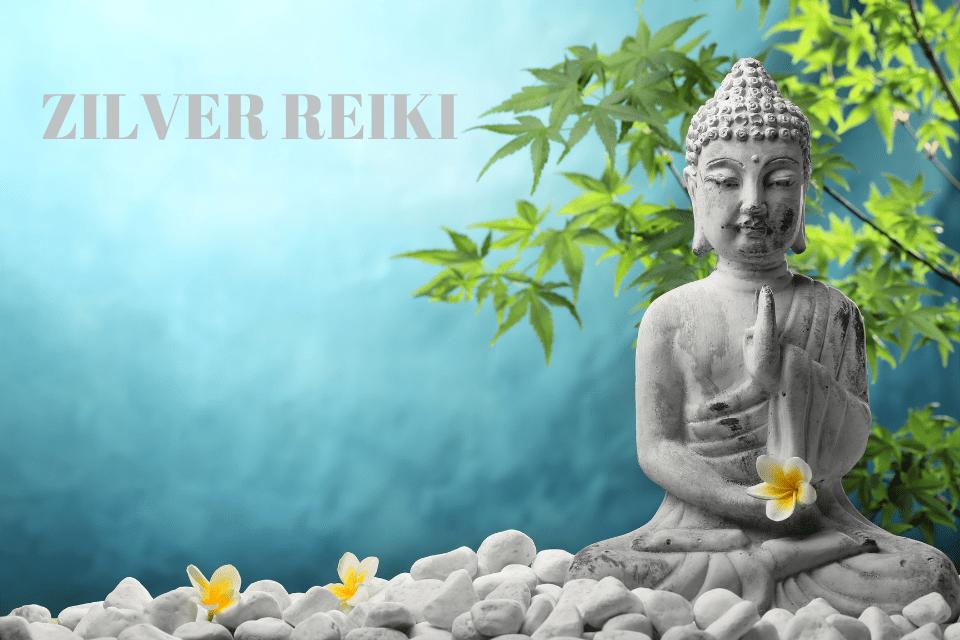 Zilver Reiki inwijding